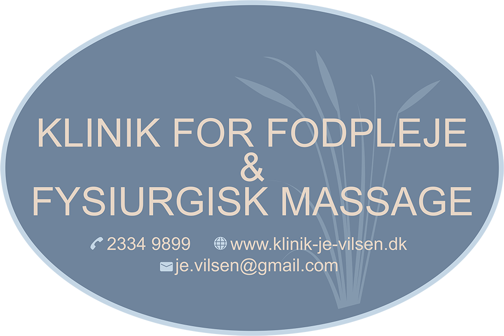 Klinik for fodpleje og fysiurgisk massage