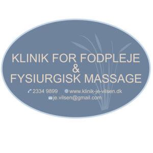 Klinik for fodpleje og fysiurgisk massage